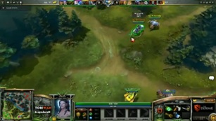 Screenshot of Dota 2