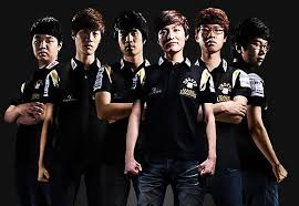 League of Legends Team Najin Black Sword