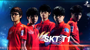 League of Legends Team SK Telecom T1