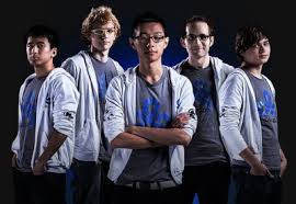 North American Team Cloud 9 all 5 members
