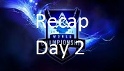 Recap Day 2 of the League of Legends World Championship 2013