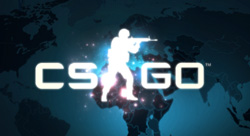 CSGO Counter Strike Logo