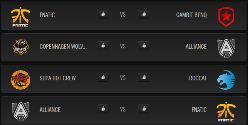 Schedule of the League of Legends esports Pro-League LCS in Europe