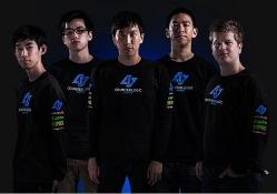 NA LCS Team CLG