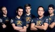 LCS EU Team Fnatic: all 5 members