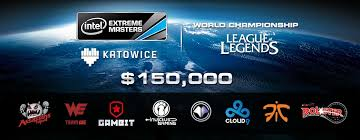 IEM World Championship 2014 LoL Teams