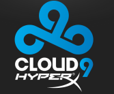 Logo LoL Team CLoud9 HypberX Tempest