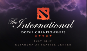 Dota 2 The International 2014 Logo