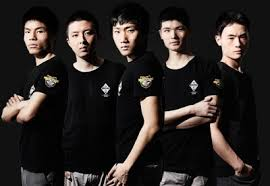 LoL All-Stars Team OMG from China