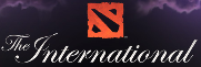 Dota TI4 Logo - Dota 2 The International 2014