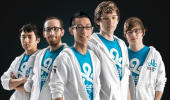 LCS NA Summer Split Team Cloud 9 - all 5 members