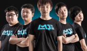 LCS NA Summer Split Team LMQ - all 5 members
