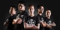 LCS Team SoloMid - all 5 members