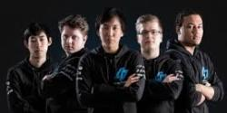 LCS Team counter logic gaming - all 5 members
