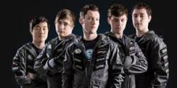 LCS Team evil geniuses - all 5 members