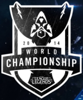 League of Legends World Championship 2014 - Logo