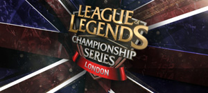 LoL LCS London 2014