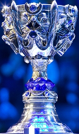 summoners cup - lol world championship trophy