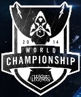 League of Legends World Championship 2014 Logo-small
