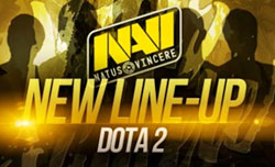 NaVi New LineUP Roster 2014