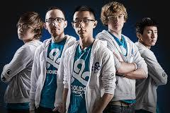 Cloud 9 - North American LCS Team at LoL Worlds