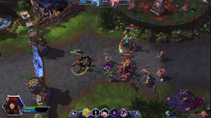 Heroes of the Storm gameplay bets and odds