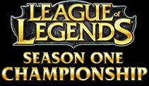 League of Legends World Championship Season 1 Logo