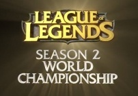 League of Legends World Championship Season 2 Logo