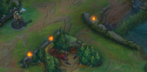 Summoners Rift Season 5 - 2015 | Partial Screenshot