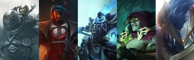 League of Legends special Skins