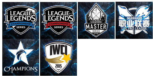 MSI Summoner Icons Screenshot