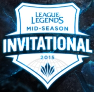 MSI 2015 | League of Legends Mid Season Invitational Logo