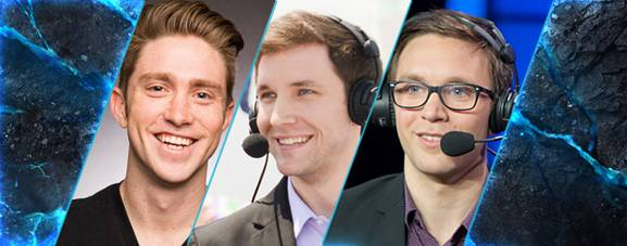 MSI Casters Analyst Desk