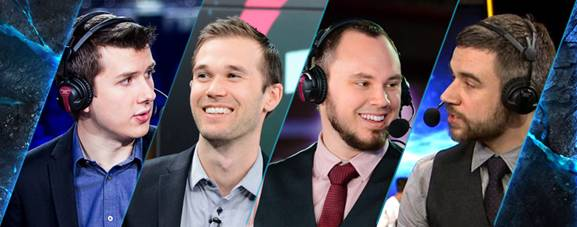 MSI Casters from NA LCS