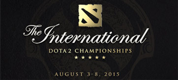 TI5 invited Teams