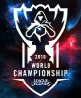 League of Legends World Championship 2015 Logo