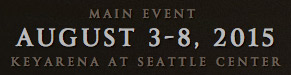 TI5 schedule august mainevent