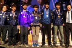 Flash Wolves - LMS team roster for LoL Worlds 2015