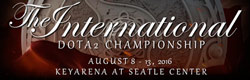 The International 2016 - TI6 - Logo
