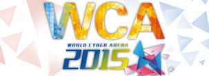 World Cyber Arena (WCA) Heroes of the Storm