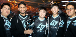 CLG - NA LCS team roster for LoL Worlds 2015
