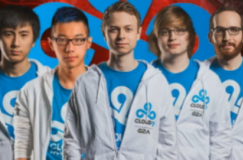 Cloud9 - NA LCS team roster for LoL Worlds 2015