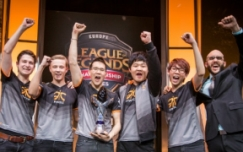 Fnatic - EU LCS team roster for LoL Worlds 2015