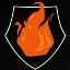 Team Fire Logo - LoL All-Star 2015