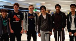 Team SoloMid - NA LCS team roster for LoL Worlds 2015