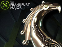 the frankfurt major 2015 Dota2 logo