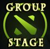 Group Stage Frankfurt Major 2015 Logo