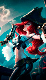 Miss Fortune Season 6 LoL