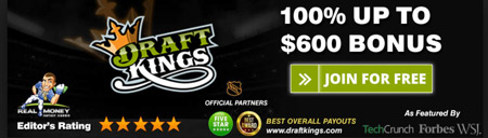 Draftkings banner