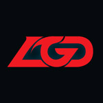 Team LGD Gaming logo Dota2